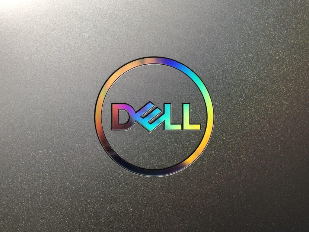 DELL G5 15SE(5505)DELLのロゴ